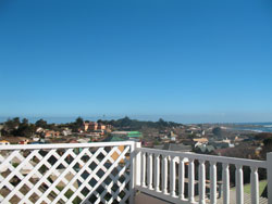 Pichilemu school has a Pent house view