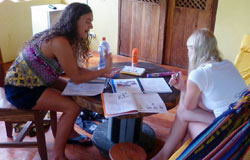 Spanish language courses in Puerto Viejo