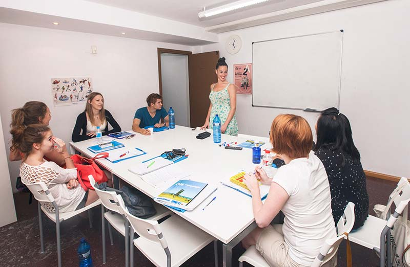 Language Course in Barcelona