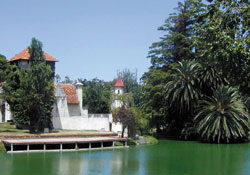 Relax in parks and nature in  Montevideo